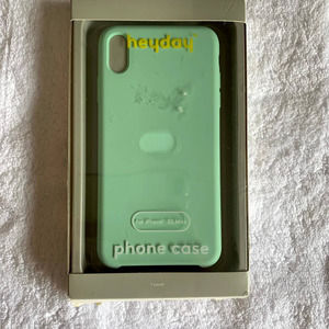 NWT Heyday Teal IPhone Xs Max Phone Case